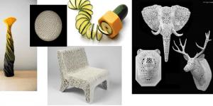 3d Декоративни предмети