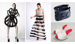 3D модни аксесоари