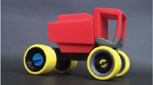 Изграждане на детски играчки чрез 3d технологии