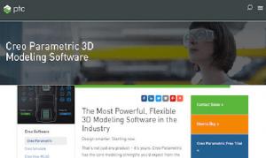 Creo Параметричен софтуер за 3D моделиране