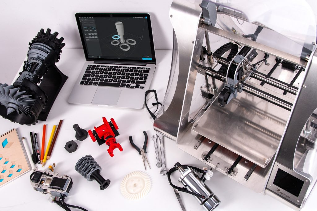 3d print product and solutions