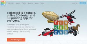 Tinkercad - решение за 3D печат