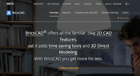 BricsCAD е надежден, достъпен 3D софтуер за CAD за дизайнери
