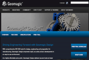 Водещ доставчик на 3D софтуер за създаване на цифрови модели на физически обекти за обратна техника