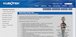 KeyCreator Direct CAD е софтуер за 3D моделиране за инженери, дизайнери, производители и анализатори