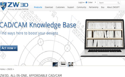 Всичко в едно 3D CAD / CAM решение