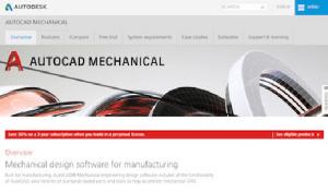 AutoCAD Mechanical е софтуер за проектиране на продукти, който включва функционалността на AutoCAD библиотеки