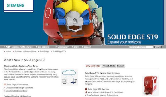 Solid Edge е лесен за използване и помага на продуктовите инженери в такива етапи от процеса като 3D дизайн, симулация и производство