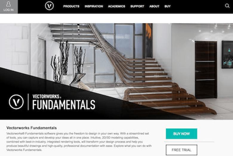 инструменти и интуитивните възможности за 2D / 3D моделиране