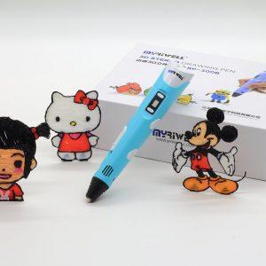3D писалка Myriwell LCD