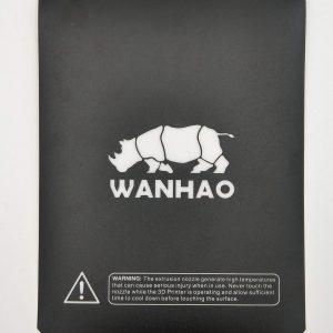 Подложка Wanhao i3 mini