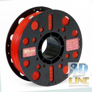ПЛА – 008 – Огнено червено