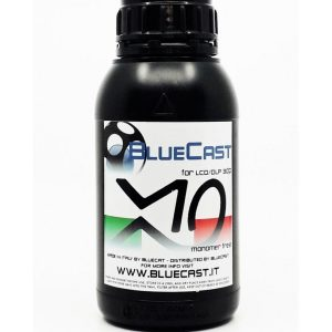 Смола BlueCast X10 за FORMLABS – 500 gr