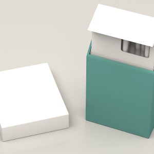 Cigarette Box – Super slim