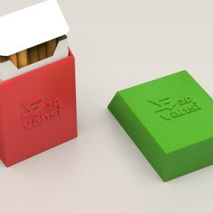 Кутия за цигари – 100мм