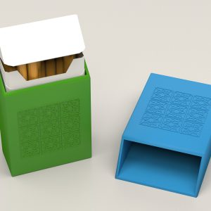 Cigarette box – 100mm