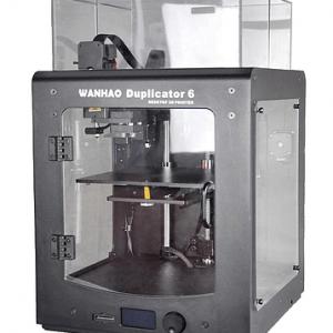 3D принтер Wanhao Duplicator 6 plus с изцяло затворен корпус