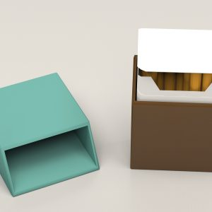 Cigarette box – 80mm