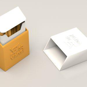Кутия за цигари – 80мм
