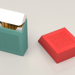 Cigarette box – 90mm
