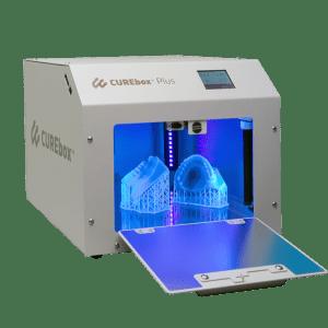 CUREbox Plus Dental- камера за полимеризация