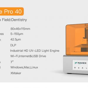 Makex M-One Pro 40
