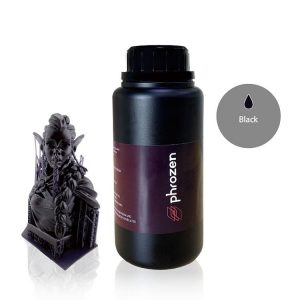 Phrozen Rock Black Resin 0.5kg