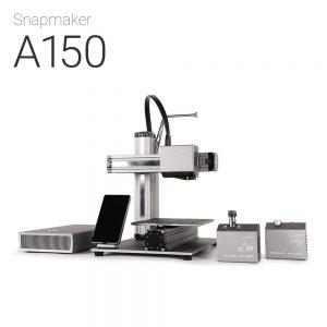 Snapmaker 2.0 3в1 3D принтер, CNC фреза, лазерен гравьор A150