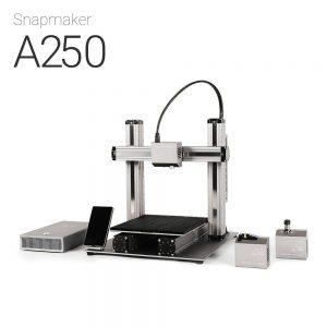 Snapmaker 2.0 3в1 3D принтер, CNC фреза, лазерен гравьор A250