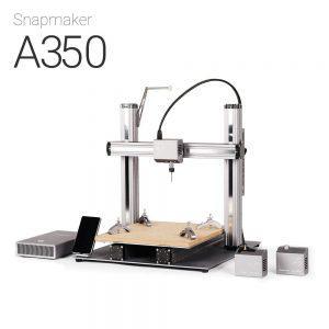 Snapmaker 2.0 3в1 3D принтер, CNC фреза, лазерен гравьор A350