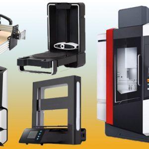 Машини за 3D услуги