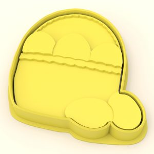 Cookie cutter – Egg basket